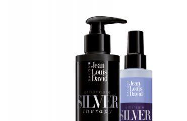 Atenção à gama Silver Therapy para sublimar os seus cabelos