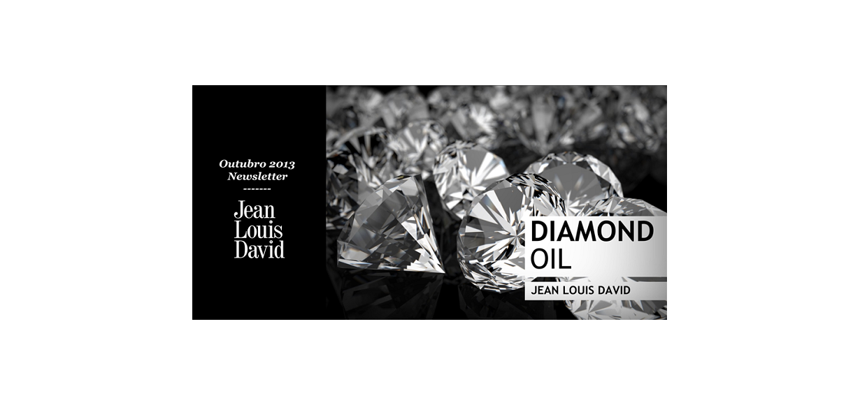 Diamond Oil, Shine Bright Like A Diamond